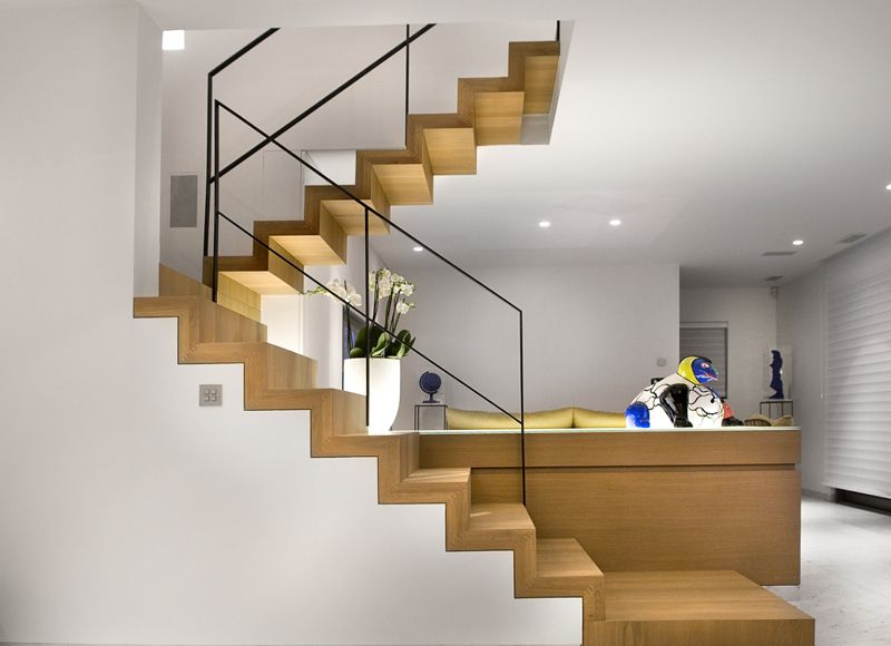 Design trappen - Moderne designtrappen ...
