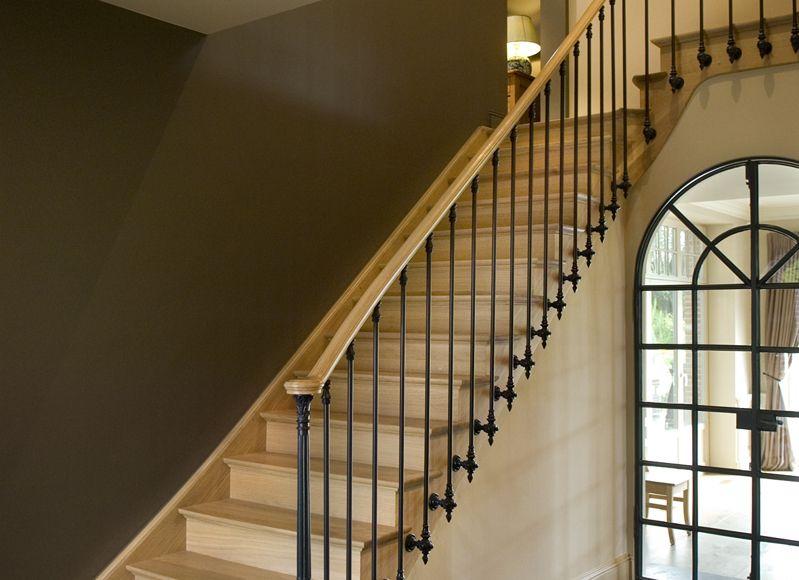 Smeedwerk trappen for Metalen trap maken